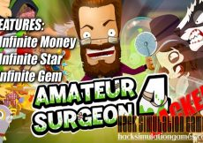 Amateur Surgeon 4 Hack Tool for Free Unlimited Diamonds