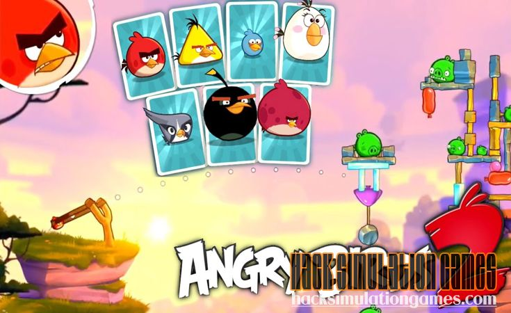 Angry Birds 2 Hack Tool for Free Unlimited Gems