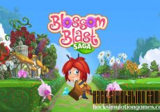 Blossom Blast Saga Hack Tool for Free Unlimited Gold