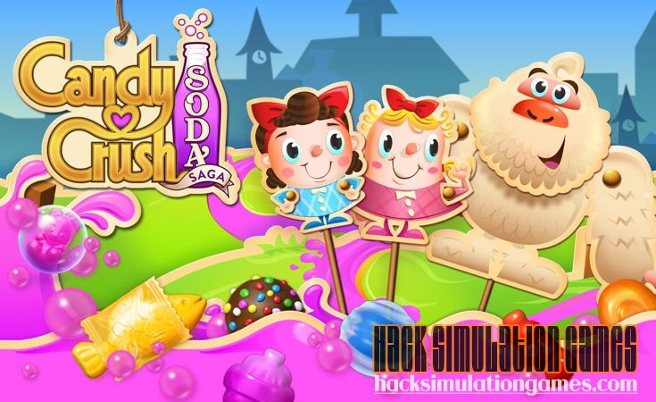 Candy Crush Soda Saga Hack Tool for Free Unlimited Gold