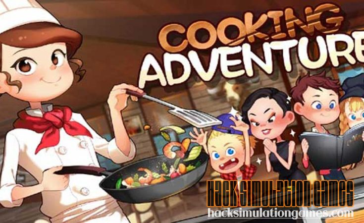 Cooking Adventure Hack Tool for Free Unlimited Gems