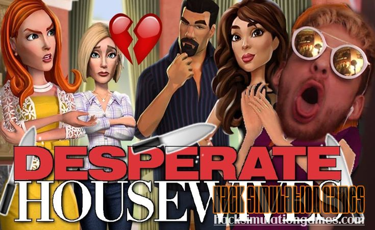Desperate Housewives The Game Hack Tool for Free Unlimited Diamonds