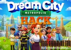 Dream City Metropolis Hack Tool for Free Unlimited Gems