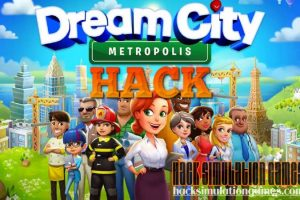 Dream City Metropolis Hack Tool for Free Unlimited Gems