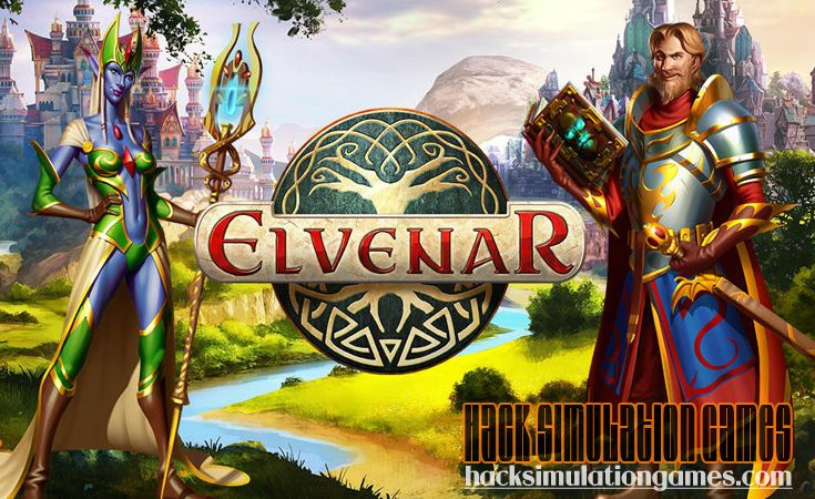 Elvenar Hack Tool for Free Unlimited Diamonds