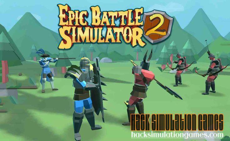 Epic Battle Simulator 2 Hack Tool for Free Unlimited Gems