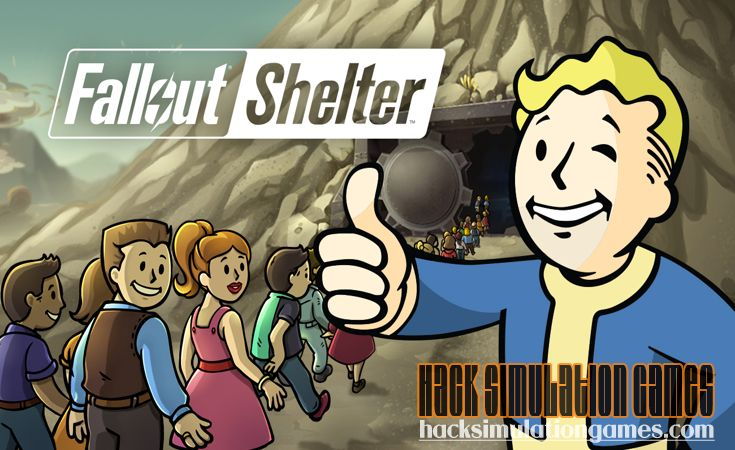 Fallout Shelter Hack Tool for Free Unlimited Caps
