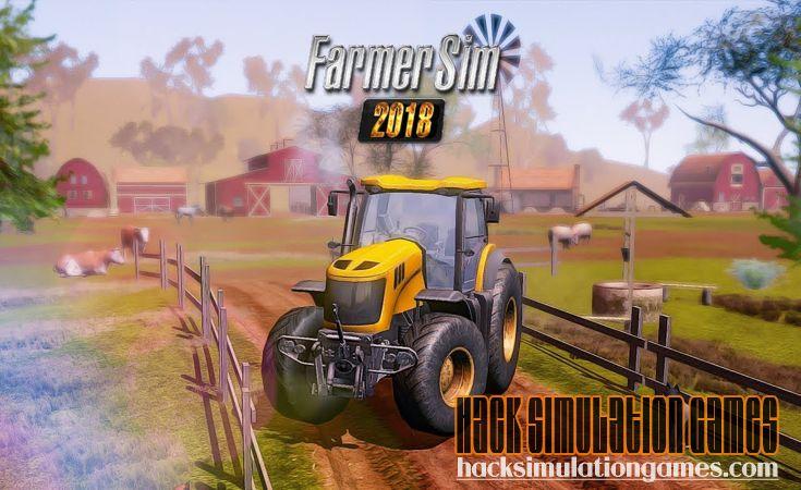 Farmer Sim 2018 Hack Tool for Free Unlimited Credits