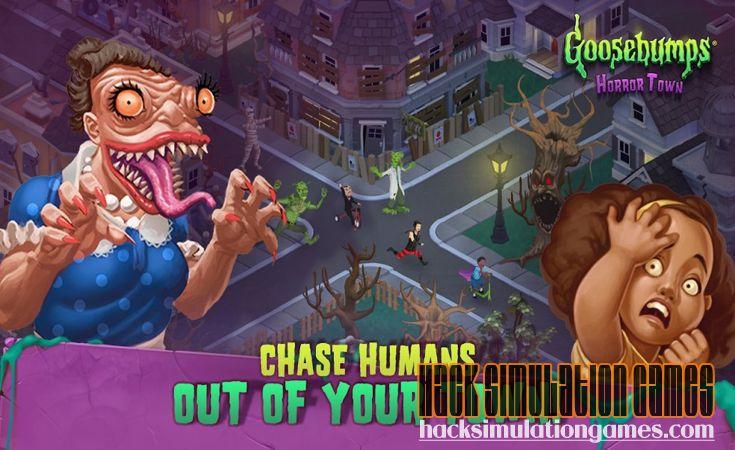 Goosebumps Horrortown Hack Tool for Free Unlimited Bucks