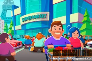 Idle Supermarket Tycoon Hack Tool for Free Unlimited Gems
