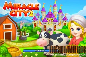 Miracle City 2 Hack Tool for Free Unlimited Crystals