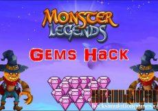 Monster Legends Hack Tool for Free Unlimited Gems