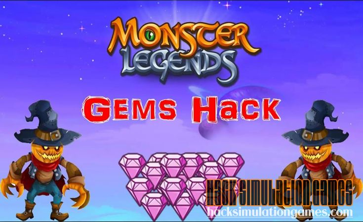 Monster Legends Hack Tool for Free Unlimited Gems