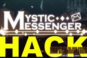 Mystic Messenger Hack Tool for Free Unlimited Hourglass