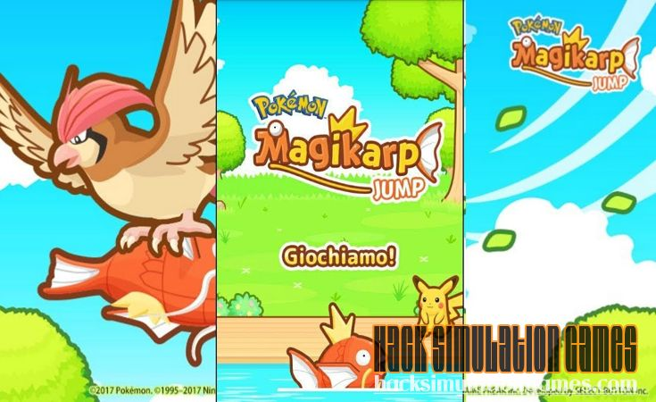 Pokemon Magikarp Jump Hack Tool for Free Unlimited Diamonds