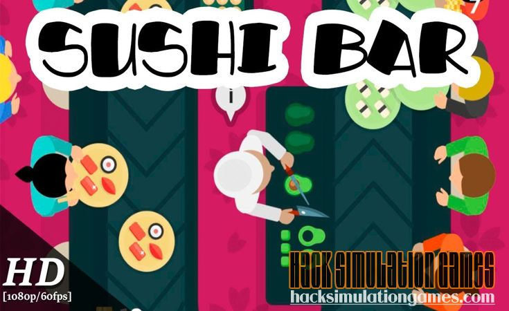 Sushi Bar Hack Tool for Free Unlimited Coins