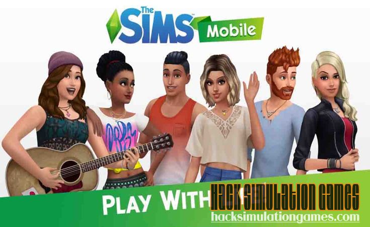 The Sims Mobile Hack Tool for Free Unlimited Cash