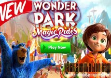 Wonder Park Magic Rides Hack Tool for Free Unlimited Gems