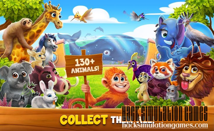 Zoocraft: Animal Family Hack Tool for Free Unlimited Money